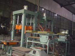 TFM35单工位覆砂造型机